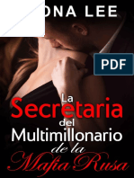 La secretaria del multimillonario