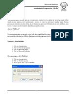 Libro de Microsoft Publisher