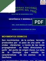 geofisica y sismologia