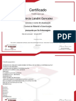 Central de Material e Esterilização_Solicitar Certificado