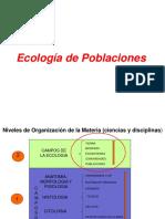 Clase No. 11. Ecología de Poblaciones 10052019