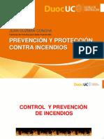 Incendios prevencion y seguridad