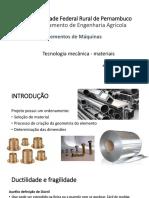 A2- materiais