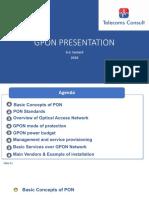 Gpon Presentation