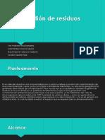 Gestion de residuos (presentación).pptx