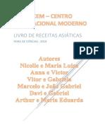 LIVRO DE RECEITAS ASIÁTICAS