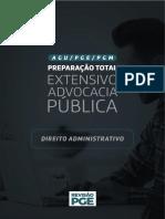 Administrativo - Aula 08 - Responsabilidade Civil Do Estado