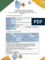 Guía de actividades y rúbrica de evaluación- Paso 4 - De propuesta Evaluación Final.pdf