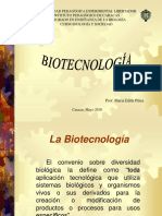 Biotecnologia Informacion
