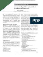 Estrategias actuales para el diagnóstico y tratamiento de pacientes con sialorrea