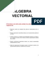 algebra vectores