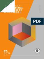 Informe Congreso Julio 2019