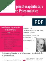 Enfoques psicoterapéuticos y Proceso Psicoanalítico .pdf