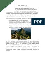 Civilizacion Inca, Maya y Azteca