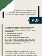 Mengapa terdapat komponen dalam laporan keuangan terdapat laporann.pptx