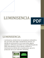 luminisencia