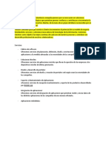 Analisis de Portafolio de Servicios
