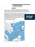 Asia-Philippines Foreign Relations