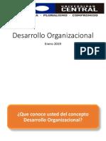 Desarrollo Organizacional (06.09.2019)