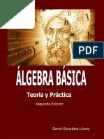 Álgebra Básica. Teoría y Práctica - David Gonzáles López.pdf