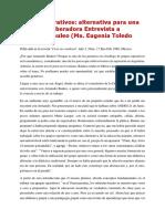 Grupos Operativos Alternativa Para Una Educación Liberadora-Bauleo