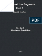 Abraham Pandither Karunamirtha Sagaram Book 1 English