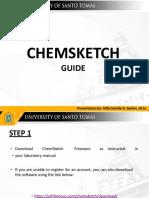 ChemSketch Guide