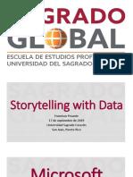 Storytelling with Data - Semana 4