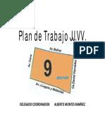Plan de Trabajo de la Junta Vecinal del Sector 9 en Pueblo Libre Lima
