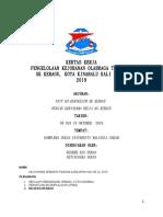 Kertas Cadangan Sukan Sk Kebagu 2019 Edited