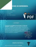 ASOCIACIONES DE ENFERMERIA