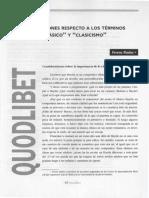 Observaciones de términos Clásico y Clasicismo.pdf