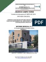 Informe Nº3 Interventoria Intregrada, Sst, Ambiente,Calidad