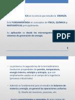 TERMODINÁMICA - presentación