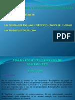 Unidad III Normatizacion y Ensayo de Materiales PDF