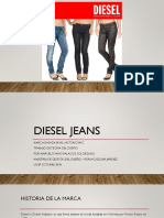 Diesel Marca Historiografica Teoria de Diseño
