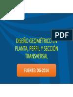 01 Diseño Geomtrico En Planta, Perfil.pdf