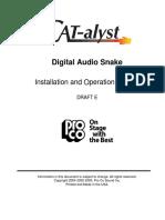 CAT-Alyst Manual (Draft E)