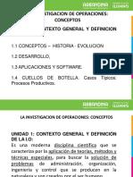 Inv. Operaciones Cap1. Contexto General 2019