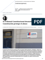 El Tribunal Constitucional desatado (2)...tución protege el abuso - El Mostrador copia.pdf