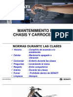Chasis y Carroseria Sistema Suspencion