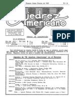 Ajedrez Americano