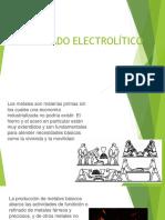 refinado electrolitico