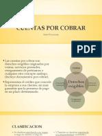 POLITICAS CUENTAS POR COBRAR