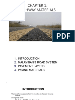 Chapter 1 Highway Materials