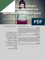 Articulo10_Mujer, Crimen Pasional y Dependencia Emocional a La Figura Masculina