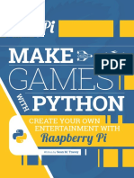 The MagPi Essentials_ Make Games with Python_ Create Your Own Entertainment with Raspberry Pi.pdf