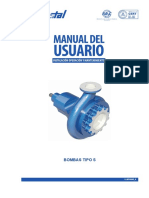 Manual Linea-3 20 Bomba Tipo-s (03-2015)