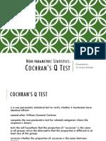 Cochran's Q Test