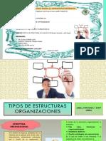 estructura organización PPT